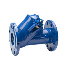 Ductile Iron Flanged Ball Check Vlaves for Flow Control