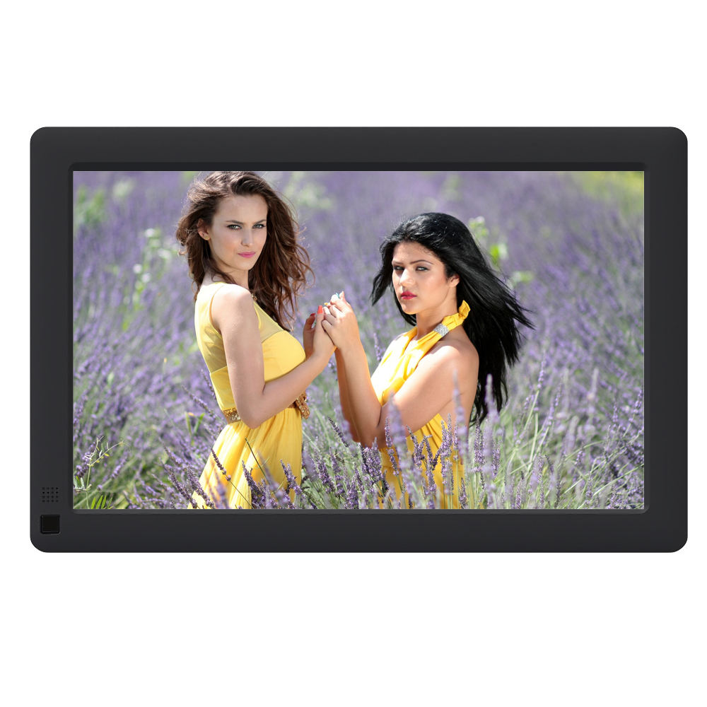 Factory price newest programmable digital photo frame 10inch picture frame for sales