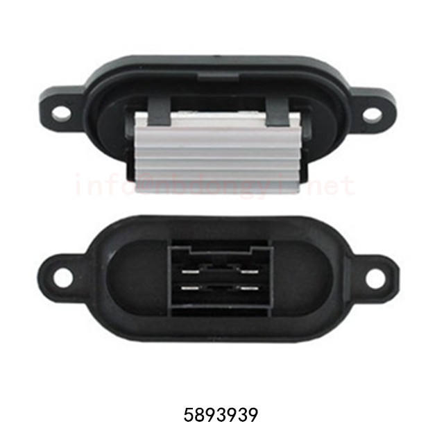 13248240 6845796 Wiring Loom Harness For Car Auto Control Heater Module Blower Motor Resistor
