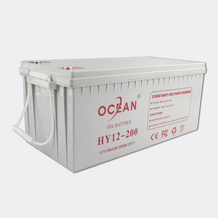 RYTON 12v 200ah deep cycle battery for Solar
