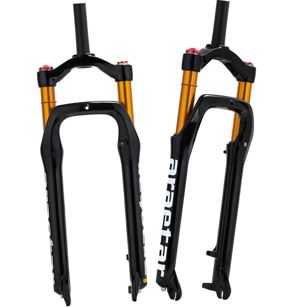 "HOT SALE Classical E-bike 26"" Hydraulic lockout AIR FAT bike suspension fork"