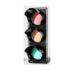 Led Traffic Light LED Super Brightness Flasher Traffic Signal Road Light Manufacturer Police Equipments