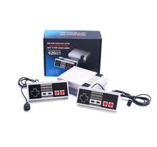 2020 Hot Selling Retro Handle 620 Game Console Built-in 620 CLASSIC GAMES 620 Game Player With 2 Buttons For Best Gifts