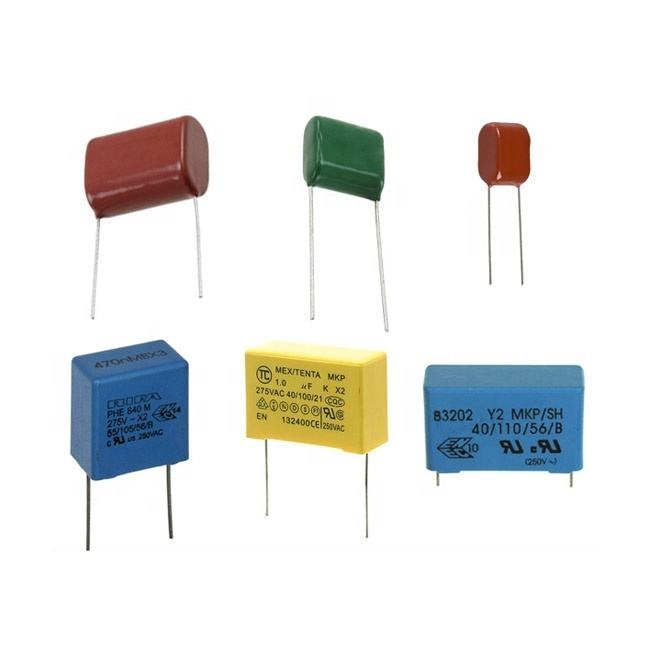 50 x 2.2nF 0.0022uF 100V 5/% Polyester Film Box Type Capacitor FREE SHIPPING