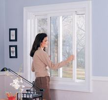 Upvc/pvc small sliding window impact windows