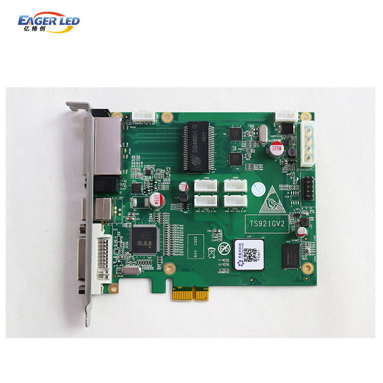 Best price Linsn TS921 sending card full color controller card
