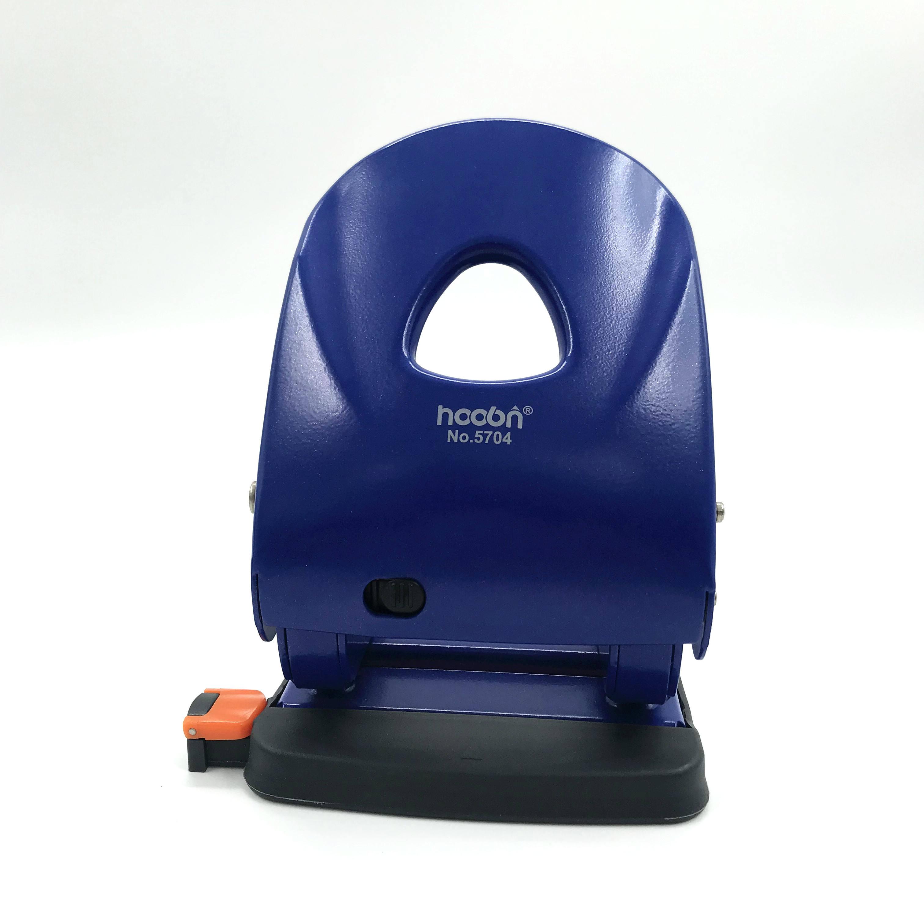 Negro, Negro, Metal, A4 5Star 918788 Perforador de papel