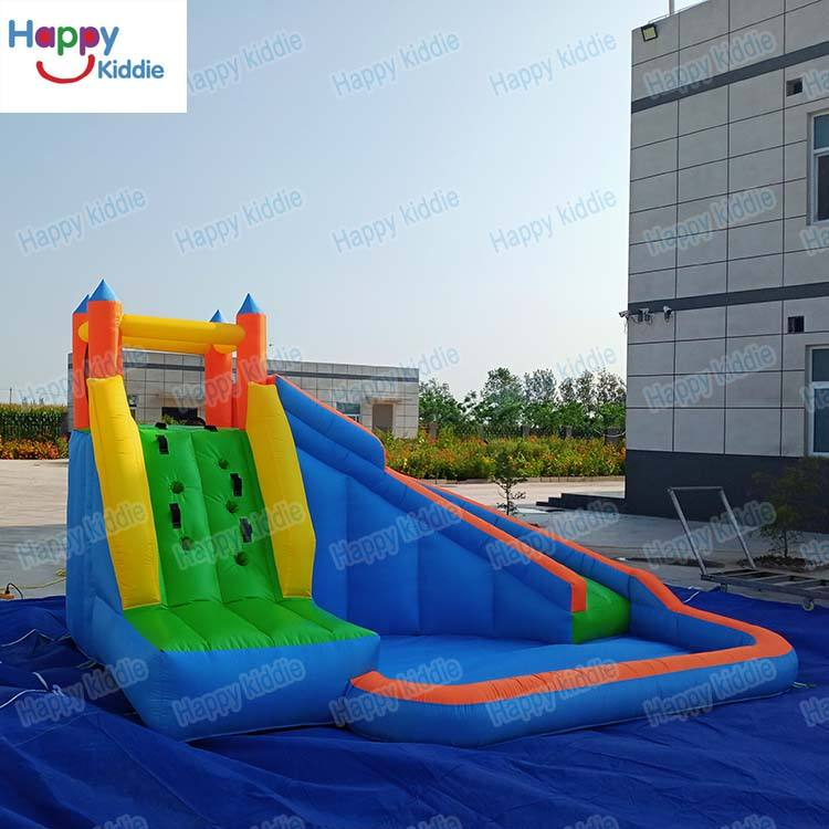 Best Sale Design Wholesale cheap Inflatable water slide kids jumping castle bounce house for sale