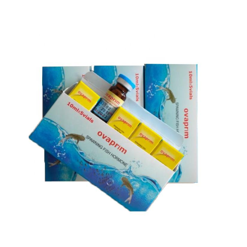 factory price fish breeding hormone ovaprim injection for catfish