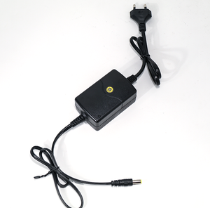 SMPS-24W-E002 for Electronic Products switching adapter China Input 100V-240V 50-60Hz 12V2A EU power adapter