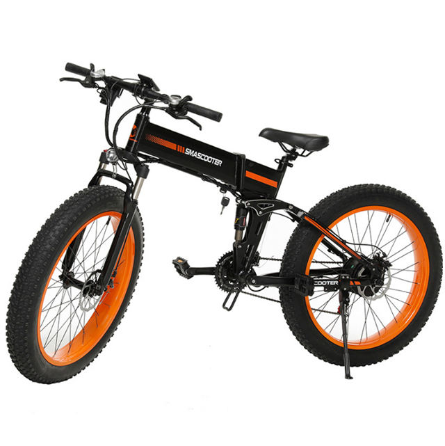 1000W 48V 26 inch Fat Tire Electric Bicycle, Fat Tire Ebike, Fat Tire Electric Bike