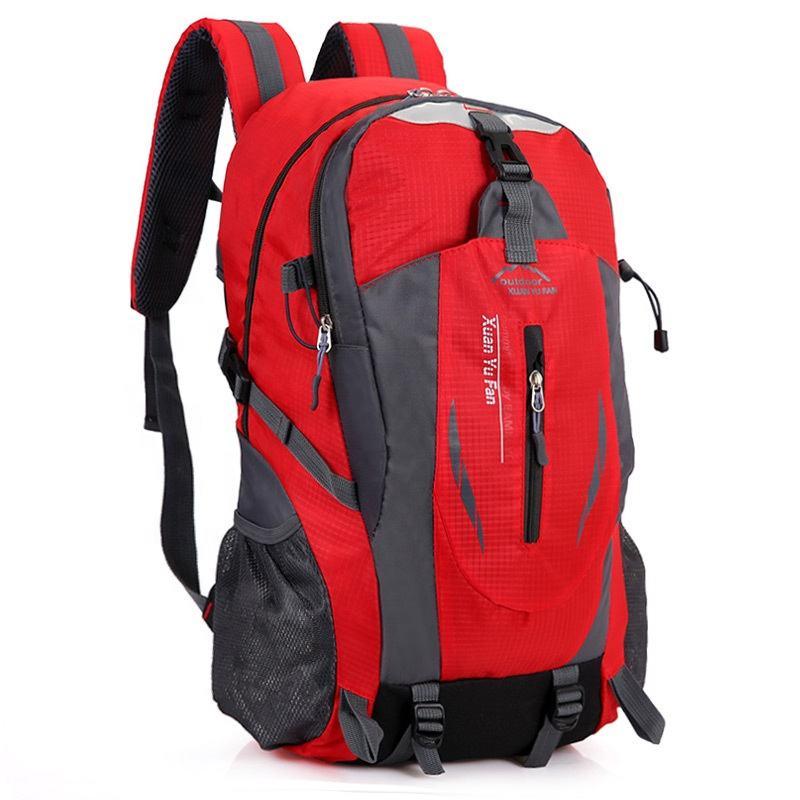 Wholesale Custom Outdoor Travel Hiking Backpack Back Pack Rucksack Camping Hiking Bag