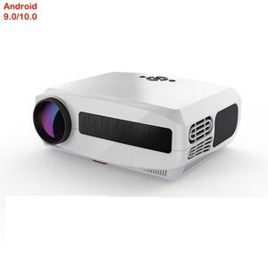 C3 Android WIFI Full HD 1080P 300 inch Proyector 3D Home Theater Smart Video Beamer Support 4D Digital Keystone Projector