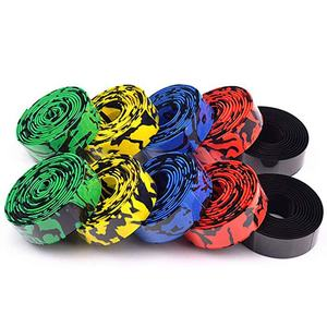 Bar Tape Road Bike, Road Bike Handlebar Tape Bicycle Anti-slip damping Rubber Cushion, Cycling Wrap Padded