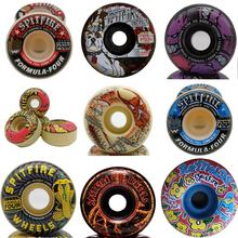 spitfire skateboard wheel F4 52mm 101DURO / 53mm / 54mm 99DURO skateboard wheels top quality level formula 4 spitfire wheels