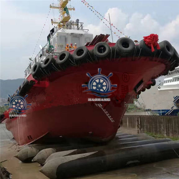 Cheap Price Floating Rubber Airbag Platform Dock Fender Customized Size for Ship Launching
