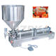 Soft Drink Machine HZPK Soft Drink Material Foods And Beverages Perfume Bottle Sauce Honey Packing Paste Filling Machine