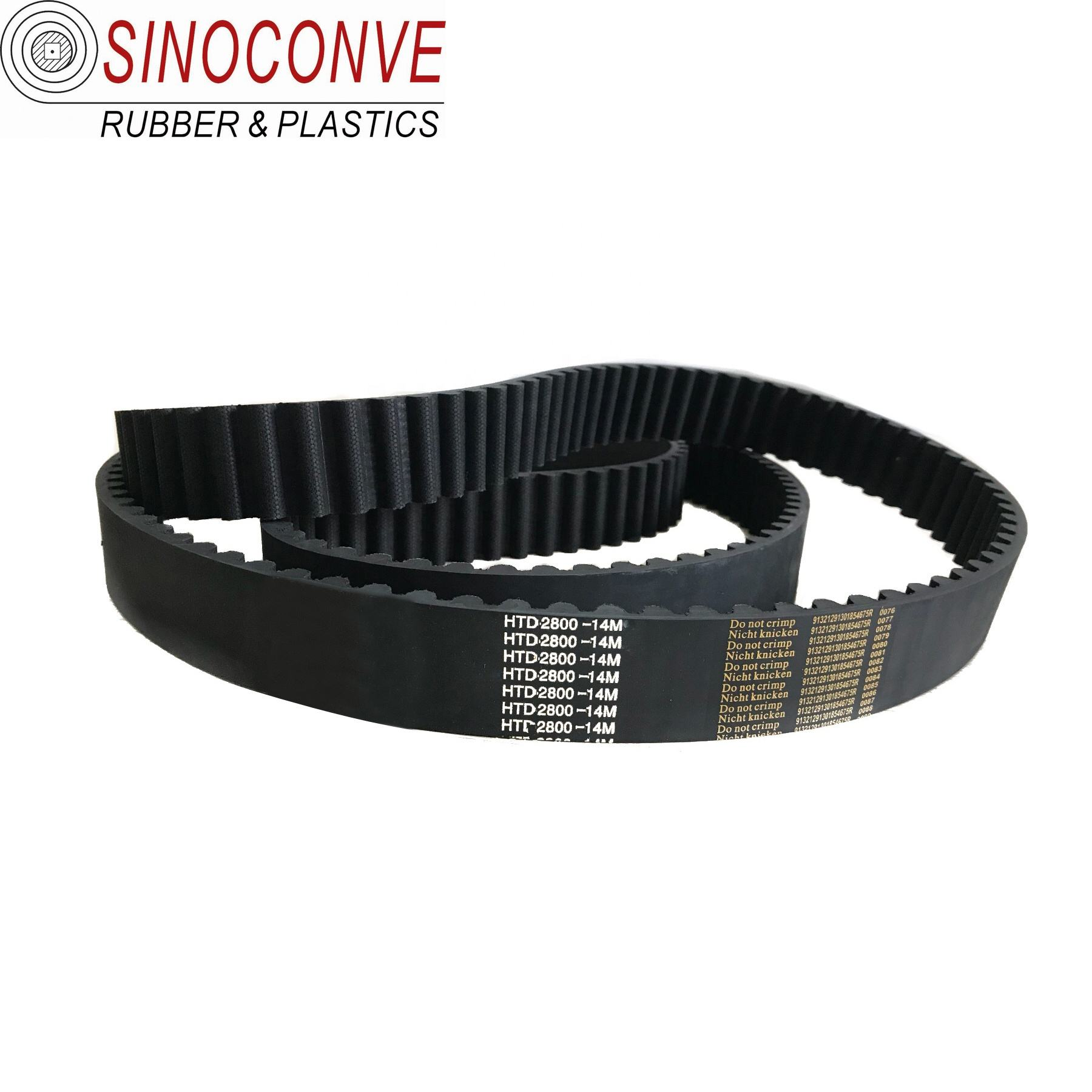 mitsubishi 4g93 4g64 4d56 T5 T10 HTD timing belt for toyota hiace