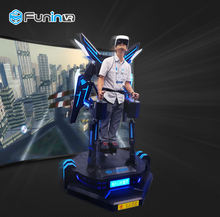Canton Fair Crazy eagle flight VR simulator Game for amusement park