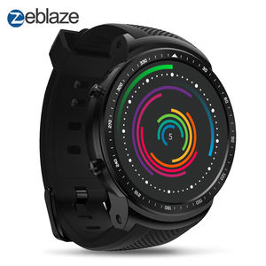 Original Zeblaze THOR PRO Smart Watch 3G Android Smartwatch RAM 1GB+ROM 16GB Android 5.1 GPS WiFi Bluetooth Dials Wristwatches