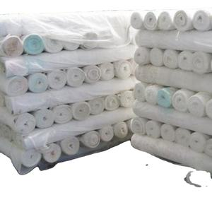 5 Star Hotel Used High Quality White 400TC 100%Cotton Sateen Fabric