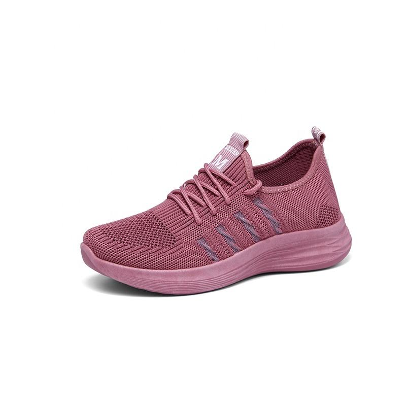 Non-slip soft sole sports shoes for women casual running shoes women sneakers