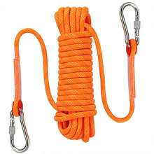 NTR rock climbing gear mountain climbing rope, static rope