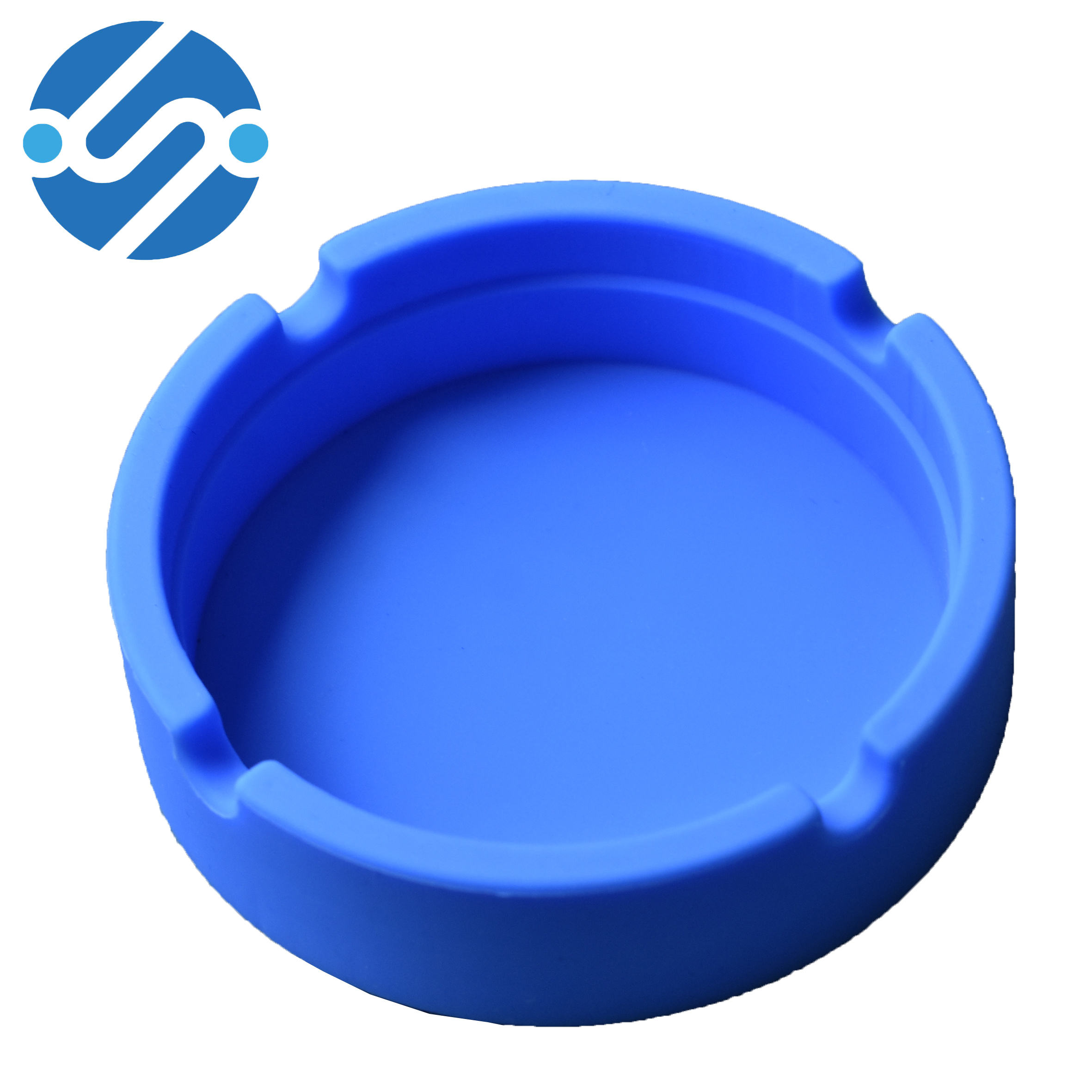 Evil Character Style Fashion Ash Tray Silicone Resin Pockets Ashtray Portable