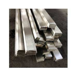 Aisi ASTM Sus 303 303Se 304 Stainless Steel Datar Bar
