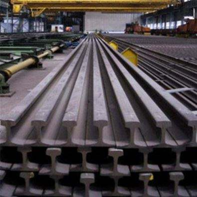 UIC 60 Steel Rail Made in China for Sale steel rail