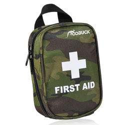First Aid Kit - for Car,Travel, Sports, Camping, Home,Hiking or Office | Complete Emergency Bag