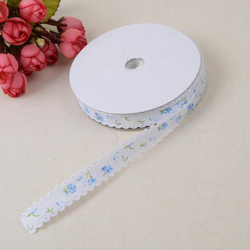 En relieve de la flor de encaje de cinta cintas decorativas y cordones para manualidades venta al por mayor