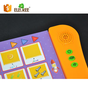 Children Talking Book Kids Smart Reading Pen Chinese Arabic Educational Laptop Tablet Learning Islamic Toys Machine