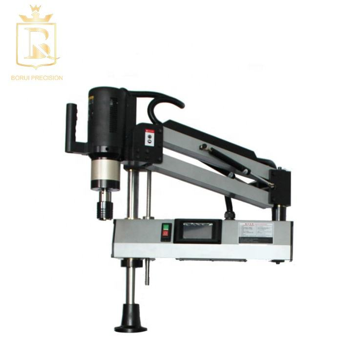 Electric CNC tapping machine M3-M12 for nut tapping threading machine
