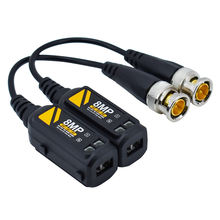 long distance 1ch active video balun with RoHS Certification