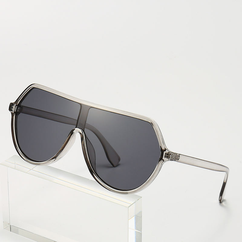 Manufacturers direct sales of new sunglasses fashion big frame sunglasses street shot glasses for men and women 2012