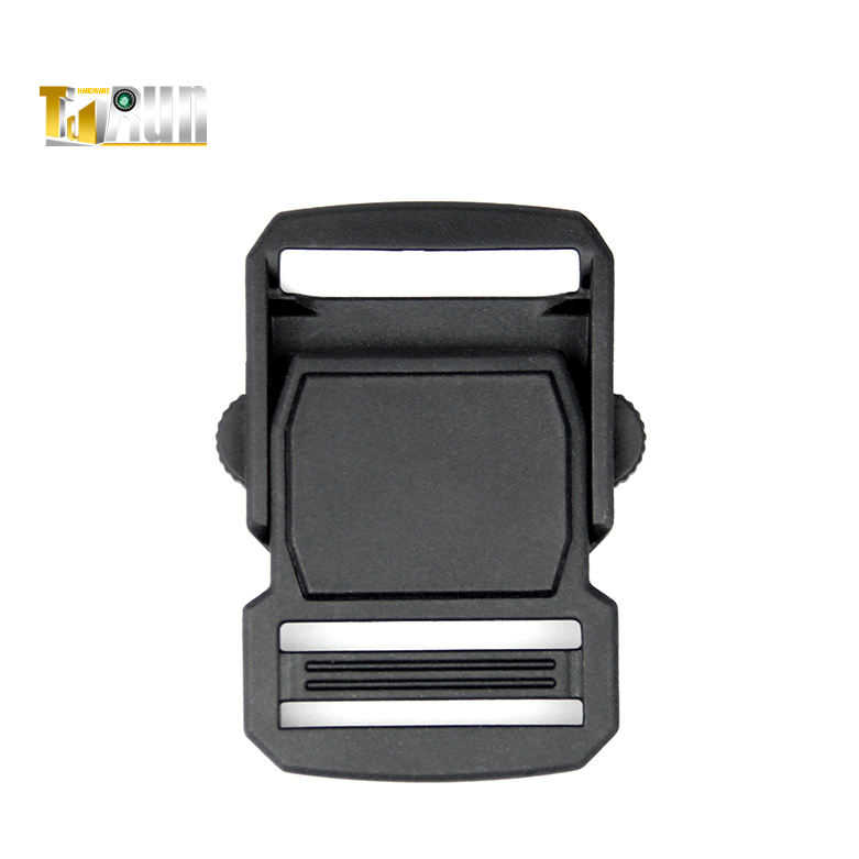 western belt buckle sets easy clip buckles military belt Plastic automatic magnetic buckle