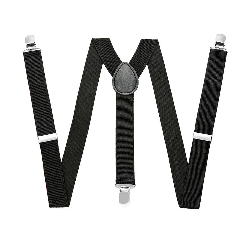 13mm with suspenders garter clip and satin ribbon for hooking in black