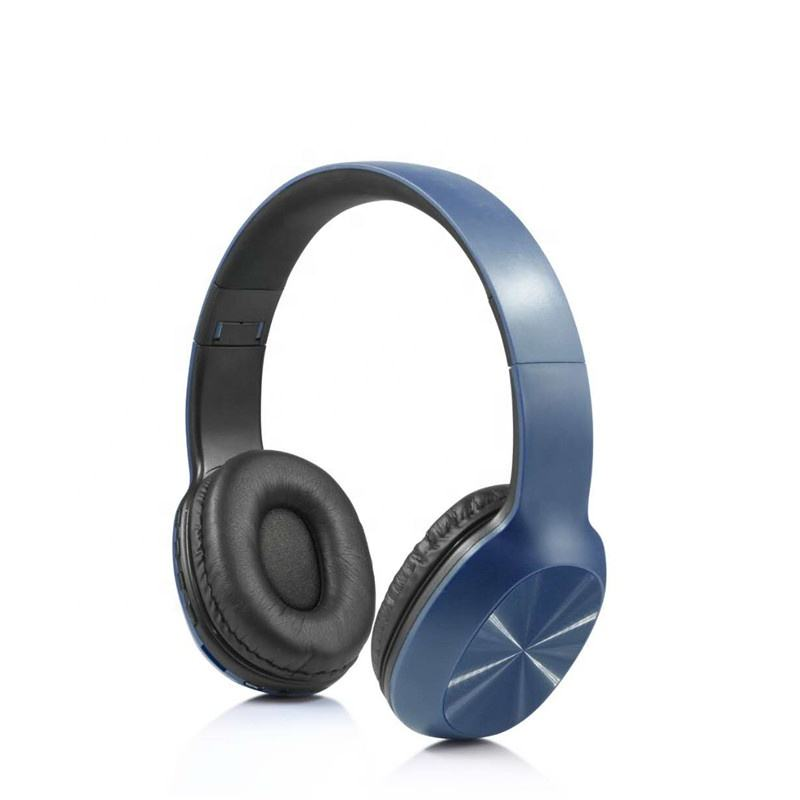 New Launch Private Easily Adjustable Headband Adapts Individually BT HEADPHONE Promotional Wireless Bluetooth Headphone