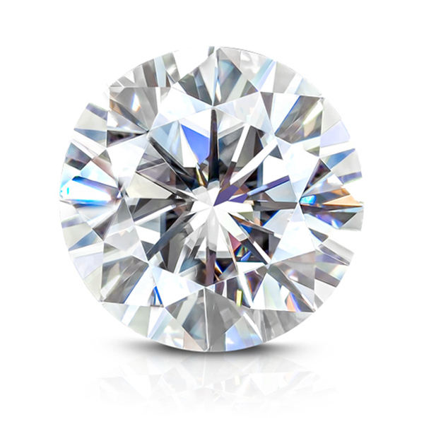 Provence Gems 1 carat DEF color forever brilliant round moissanite loose gemstones wholesale