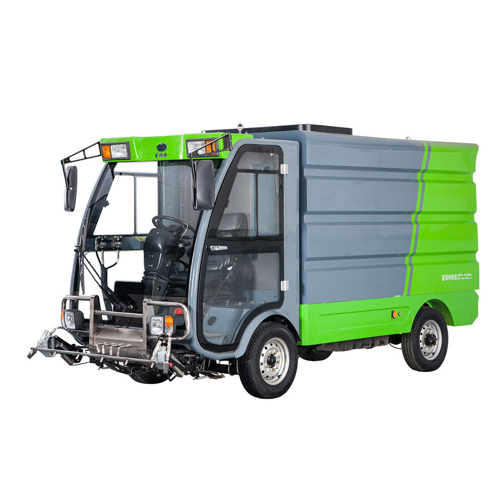 Q8 Pure electric garbage storage and transportation vehicle