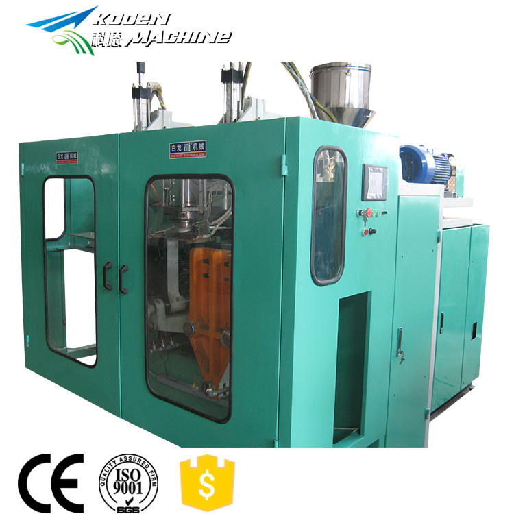 KOOEN great price plastic bottle making machine PC PE PET HDPE PP extrusion blow molding machine
