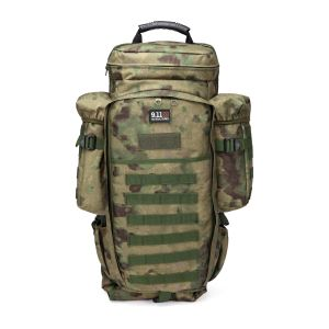 Chenhao Mountaineering Camping Backpack Tactical Combo Backpack 911 Camo Hunting Army Airsoft Refle Bag Case