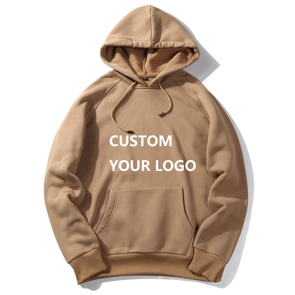 Vedo Hoodie Dropshipping Wholesale Custom Logo Polyester Fashion Plain Sweat Pullover Unisex Hoodie