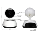 Free sample 960P smart WiFi CCTV camera with memory card up to 64G TF