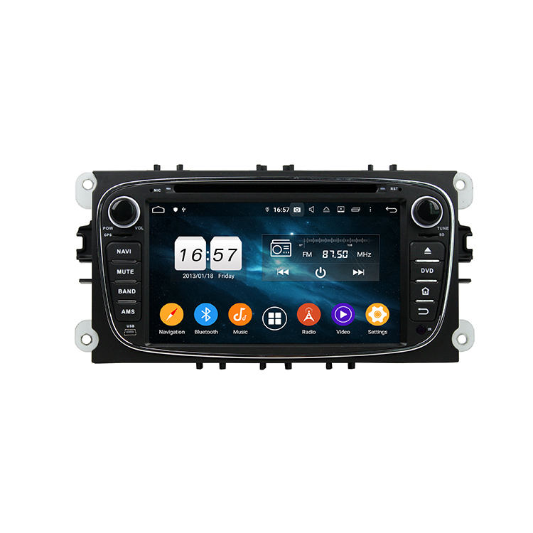 OEM Android Car Video player für Mondeo/Tourneo Connect/Transit Connect /S-max(2007-2010) mit GPS Radio