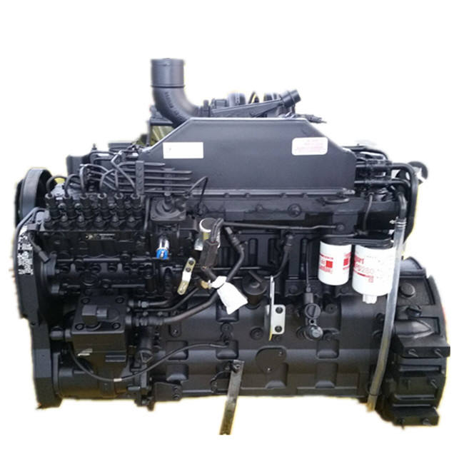 215HP 6 cylinders water cooled instrustrial diesel engine 6CTA8.3-C215