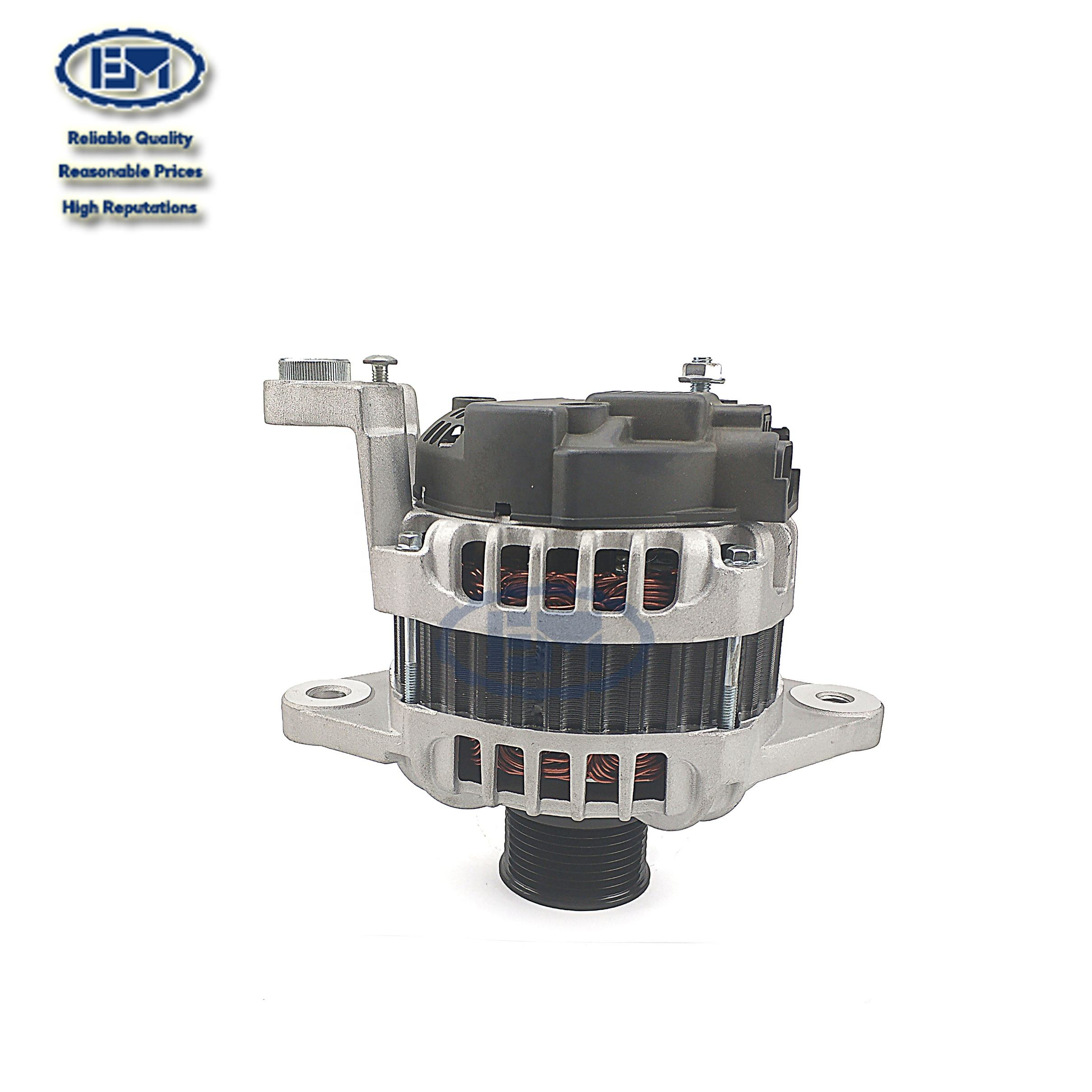 High-quality Alternator EM3730048000 for R455-7 R505 Excavator Genuine Parts EM