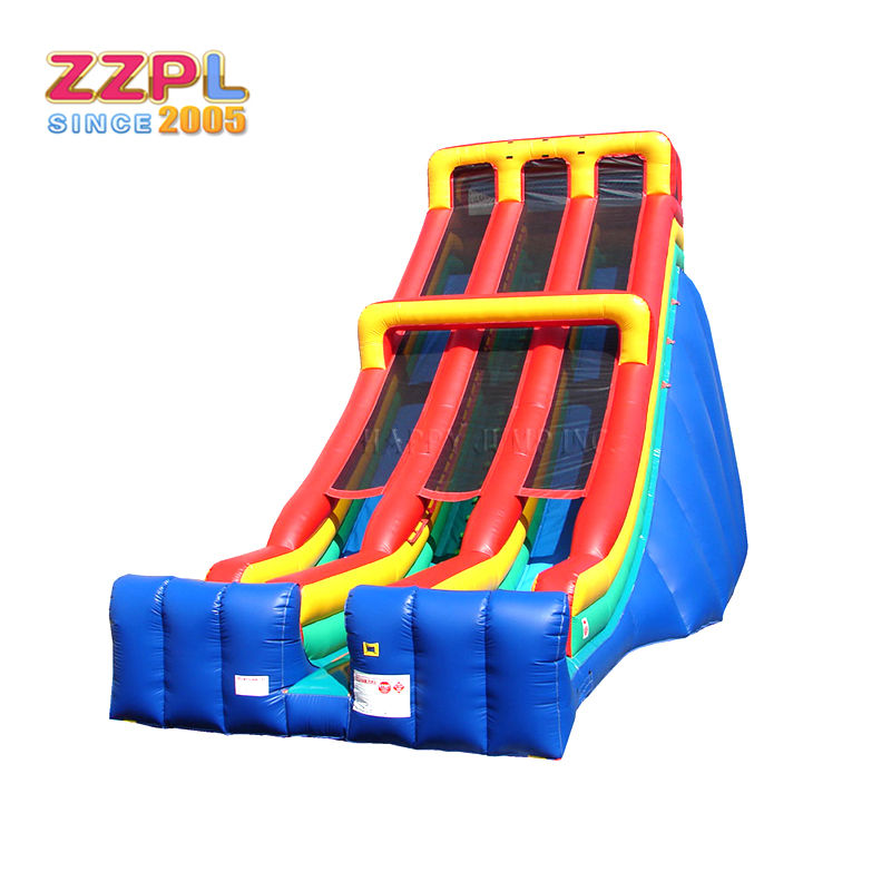 Inflatable Water Slides Wholesale Waterslide Slide Inflatables For Sale Repair Kit With Pools Pool Residential Big Kahuna