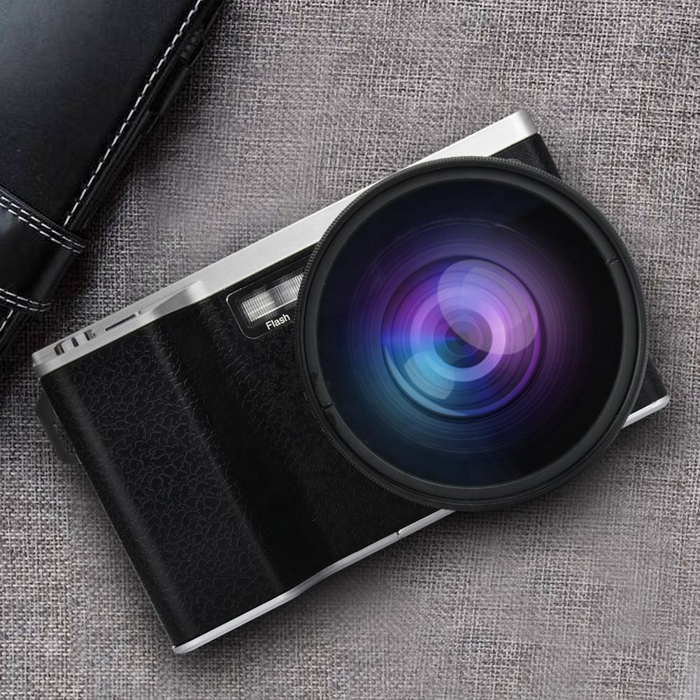 X8 Camera 4 Inch Ultra Hd Ips Druk Screen 24 Miljoen Pixel Mini Enkele Camera 'S Digitale Camera